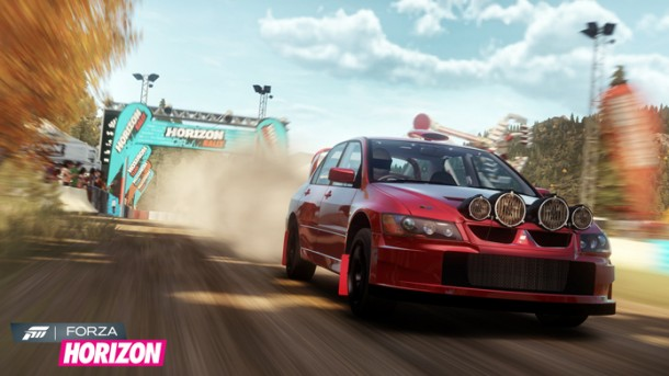 Forza Horizon Rally Expansion Pack