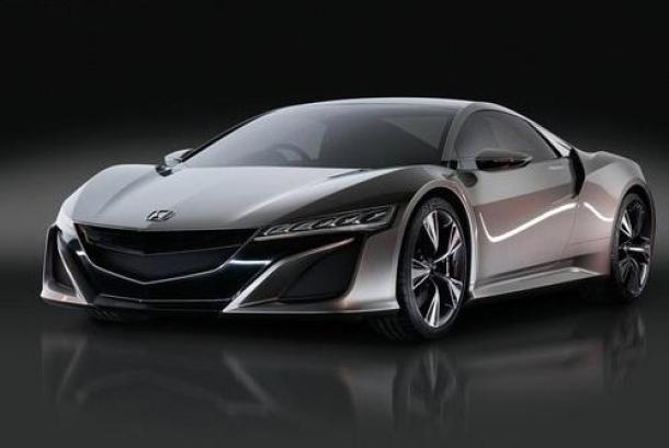 Acura NSX production version Leaked (1)