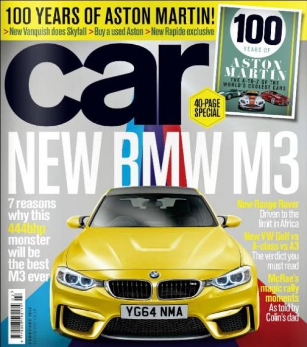 BMW M3 2014 CAR magazine (1)