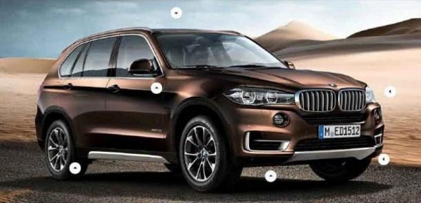BMW X5 2014 leaked photos (1)