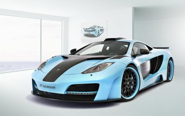 Blue Hamann memoR McLaren 12C (1)
