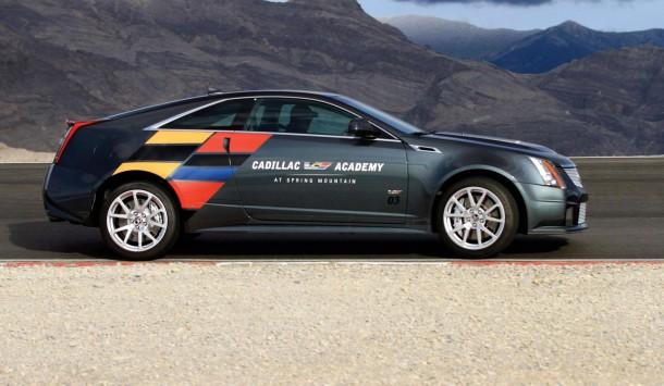 Cadillac V-Series Academy