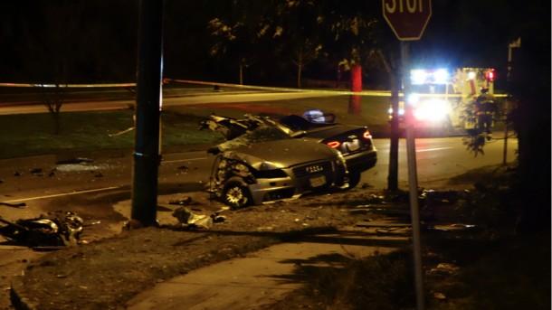 Canada Car Crash
