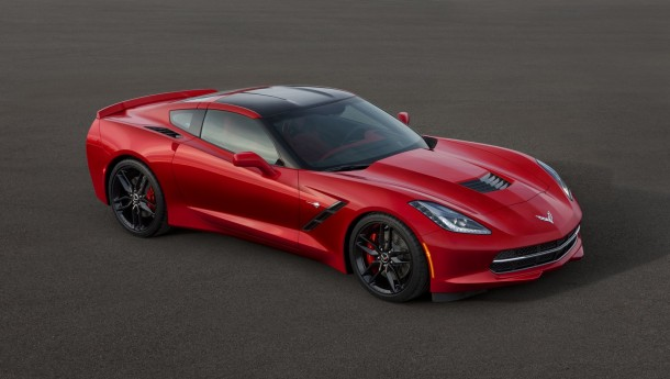 Chevrolet Corvette Stingray 2014 (1)