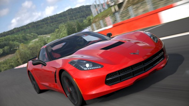 Chevrolet Corvette Stingray 2014 in Gran Turismo 5 (1)