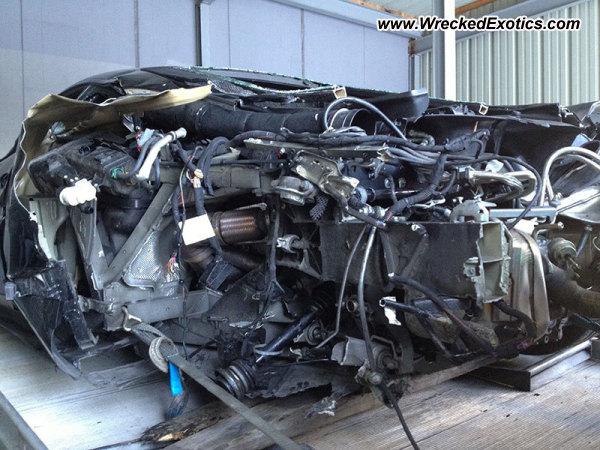 Ferrari 458 Italia Crash (1)
