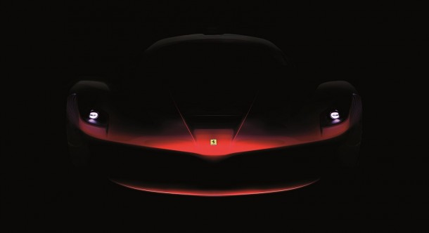 Ferrari F150 teaser photos (1)