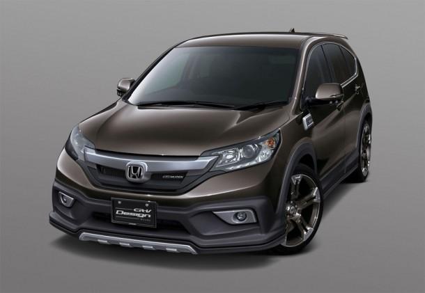 Honda CR-V Mugen Concept (1)
