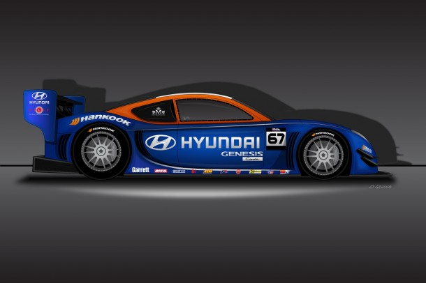 HyundaiRMR Pikes Peak International Hill Climb Unlimited Class Racecar 2013