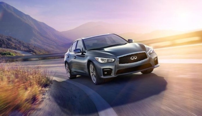 Infiniti Q50 2014 leaked photos (3)