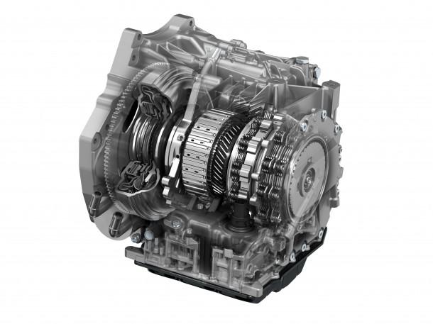 Mazda SKYACTIV-DRIVE transmission