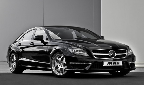 Mercedes-Benz CLS 63 AMG by MKB (1)