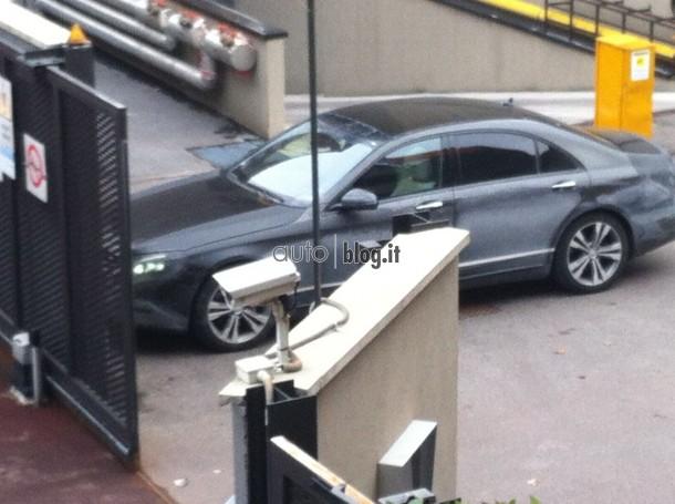 Mercedes-Benz S-Class Spy Photos