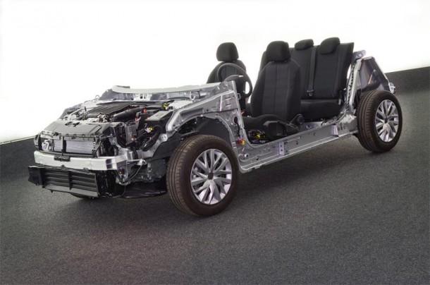 PSA Peugeot Citroen EMP2 modular platform (2)