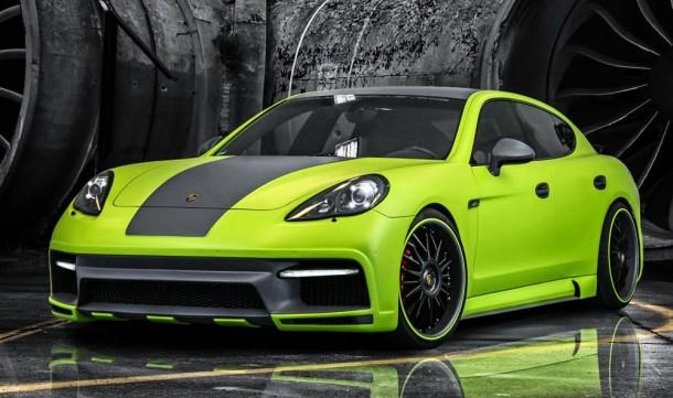 Porsche Panamera Turbo by Regula Exclusive