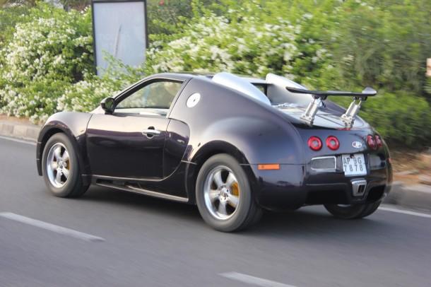 Veyron fail
