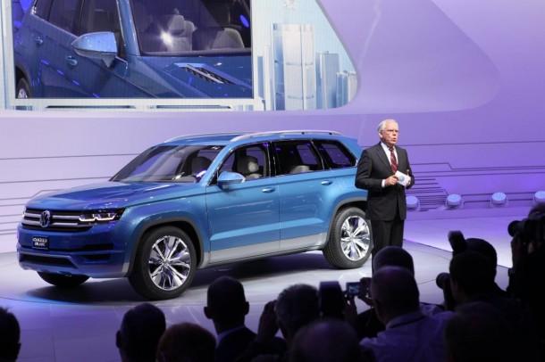 Volkswagen CrossBlue Concept (1)