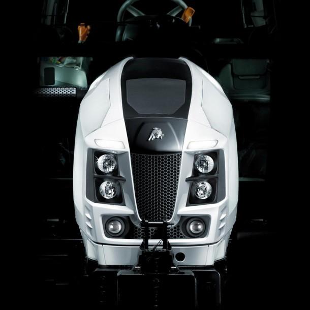 Lamborghini Nitro tractor