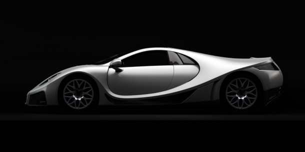 2013 GTA Spano teaser photo