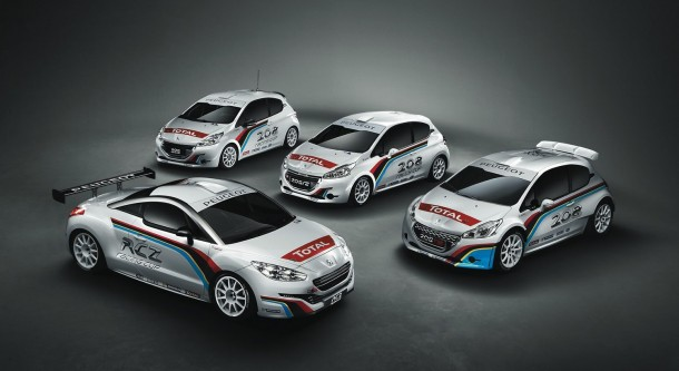 Peugeot Sports 2013 Model Line-up