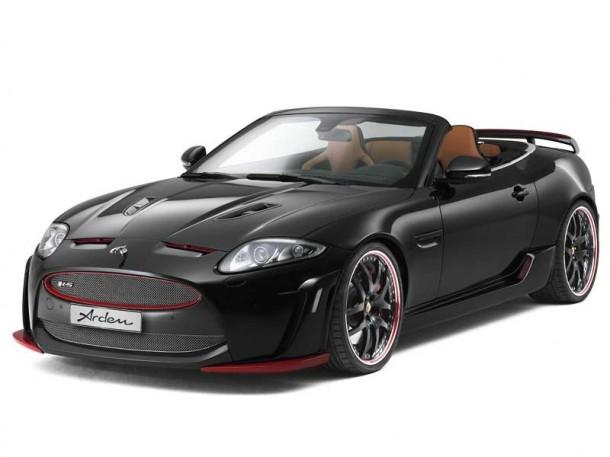 Jaguar XKR-S by Arden