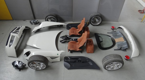 Alfa Romeo Carrozzeria Touring Disco Volante 2012 (1)