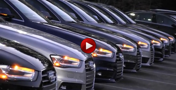 Audi Turn Signal Experiment
