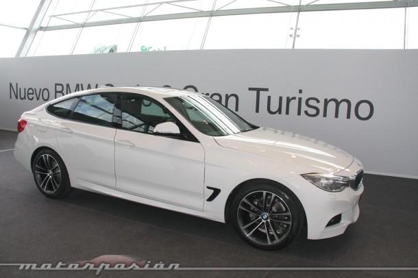 BMW Series 3 GT 2013 Live Photos
