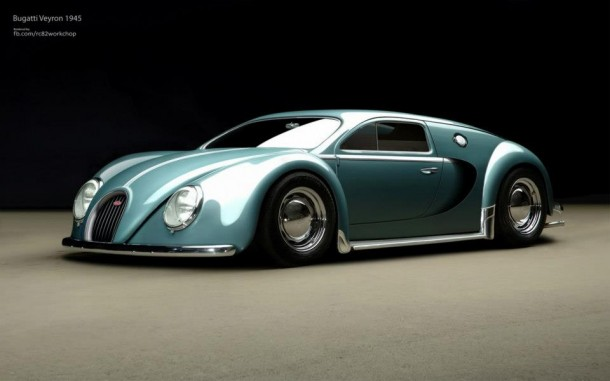 Bugatti Veyron Beetle