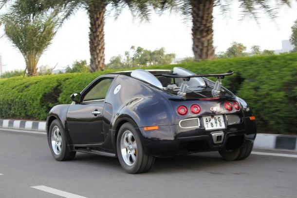 Bugatti Veyron - Suzuki Replica India (12)