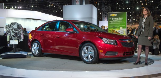 Chevrolet Cruze Clean TurboDiesel 2014 (1)