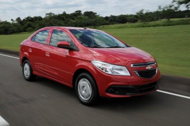 Chevrolet Prisma sedan 2013 (4)