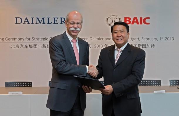 Daimler BAIC (1)