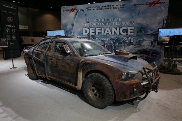 Defiance Dodge Charger live in Chicago