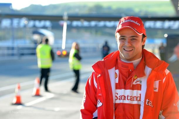 Felipe Massa 2012 F1