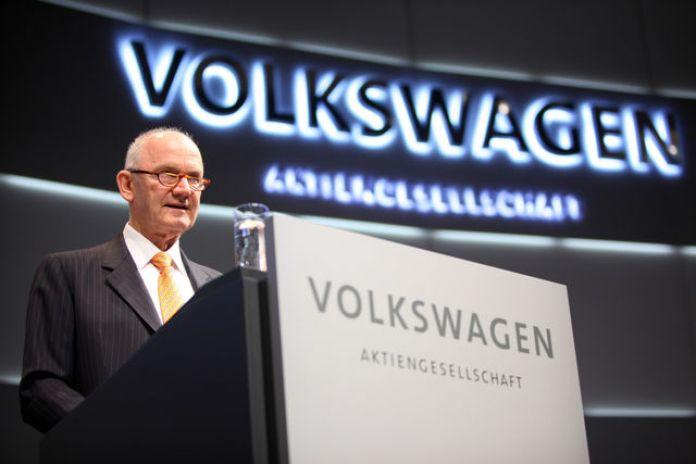 Ferdinand Piech Volkswagen