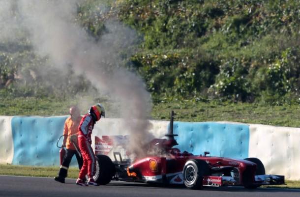 Ferrari F138 Fire