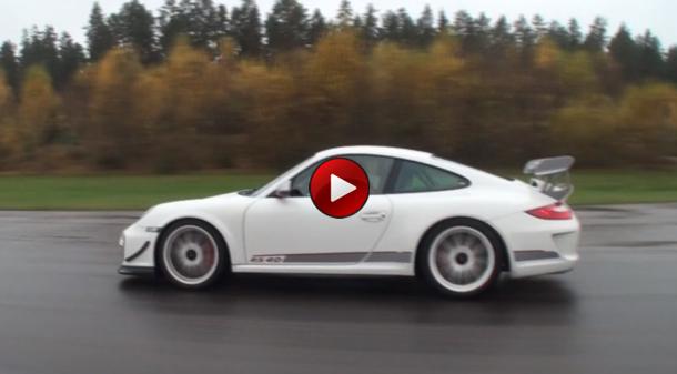 GT-R Vs 911 GT3 RS 4.0
