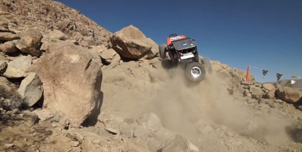 Griffin King of the Hammers