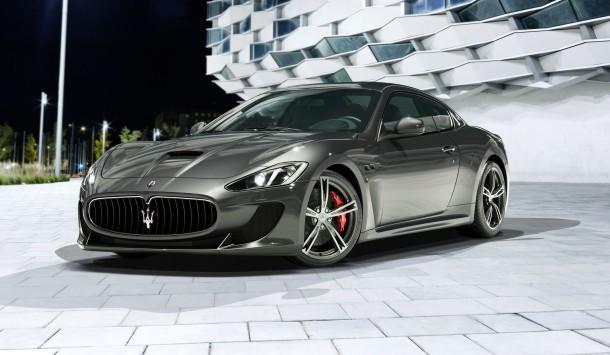 Maserati GranTurismo MC Stradale Facelift 2013 (1)