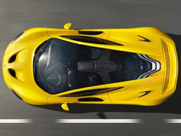 McLaren P1 2013 - Production version (3)