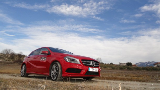 Mercedes-Benz A200 BlueEFFICIENCY
