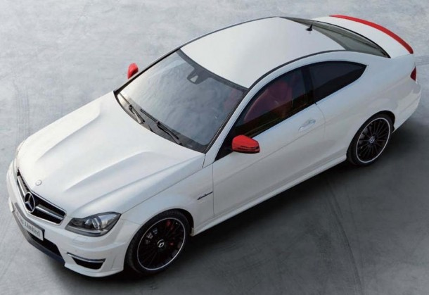 Mercedes-Benz C63 AMG Special Edition for Japan (1)