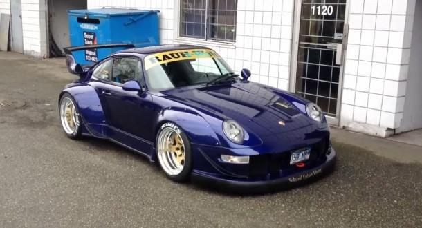 RAUH-Welt Porsche 993