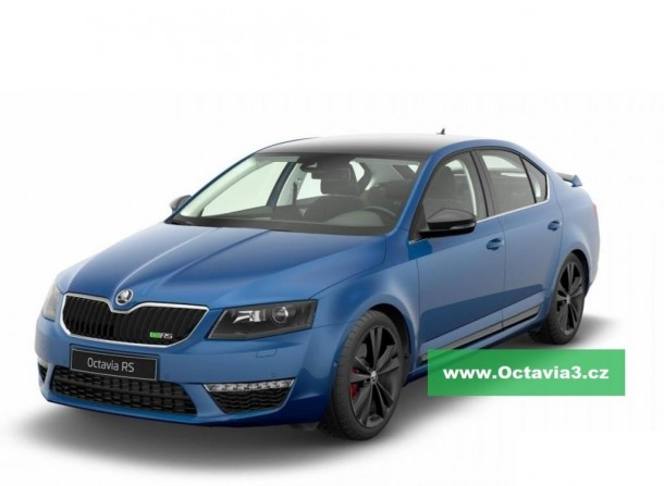 Skoda Octavia RS 2013 Leaked Photos (1)