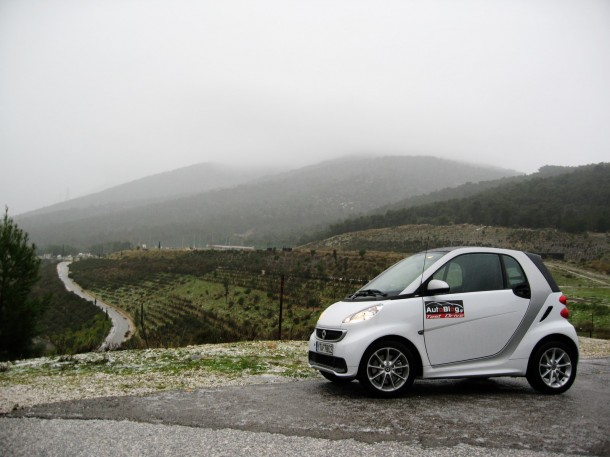 Smart Fortwo 0.8 Cdi facelift Test Drive (32)
