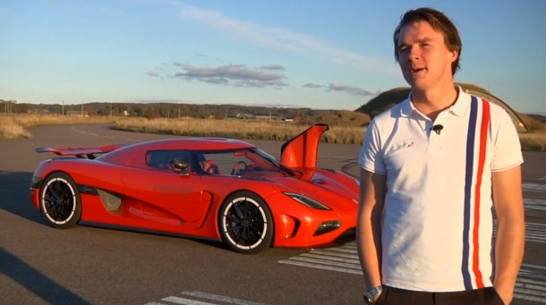 The Ultimate Test Drive - Inside Koenigsegg