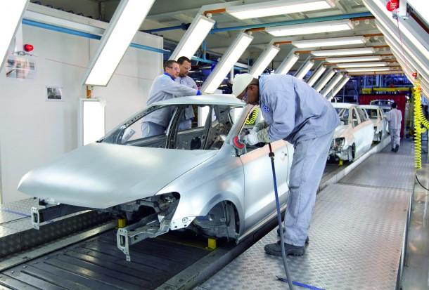 Volkswagen Werk Uitenhage (Suedafrika)