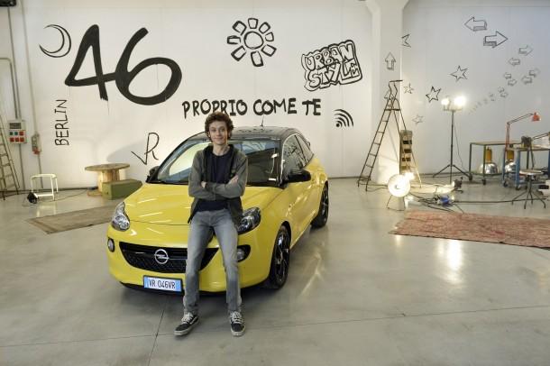 Valentino Rossi Opel Adam (2)