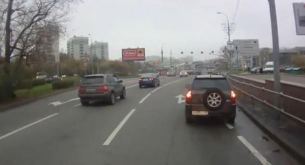 russia bus driver